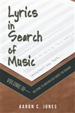 lyrics in search of music