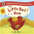 the little red hen: ladyb...