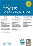 focus magistratura. conco...