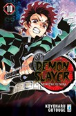 Demon slayer. Kimetsu no yaiba. Vol. 10
