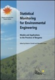 Statistical monitoring for environmental engineering. Models and applications to the province of Bergamo