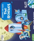 The rocket. Assemble and build. Libro puzzle
