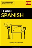 learn spanish: quick / ea...