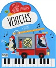 Vehicles. Little music stories. Libro sonoro