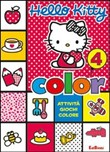 Color 4. Hello Kitty