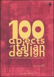 100 objects of italian design