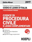 Codice di procedura civile 2017. Ediz. minore