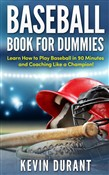 baseball book for dummies...