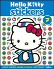 Hello Kitty. Stickers 7