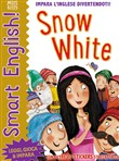 Snow white. Smart english. Con adesivi. Ediz. a colori