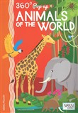 Animals of the world. Pop-up 360°