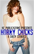 Horny Chicks: 8 Dirty Stories