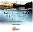 Second International Conference super high strength stells. Con CD-ROM