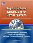 Requirements for Security Sector Reform Success: Case Studies of U.S. Efforts in Kenya and Mali for SSR, Kenya a Success Story but Mali Failed as a Politically and Economically Unstable State