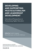 Developing and Supporting Multiculturalism and Leadership Development