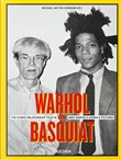 warhol on basquiat. ediz....