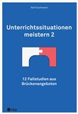 Unterrichtssituationen meistern 2 (E-Book)