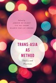Trans-Asia as Method