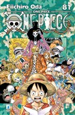 One piece. New edition. Vol. 81