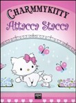 Charmmy Kitty. Attacca stacca. Con adesivi