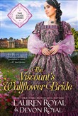 The Viscount's Wallflower Bride (The Chase Brides, Book 5)