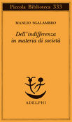 dell'indifferenza in mate...