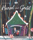 Hansel and Gretel. Die-cut reading