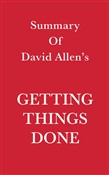 Summary of David Allen's Getting Things Done