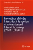 Proceedings of the 3rd International Symposium of Information and Internet Technology (SYMINTECH 2018)