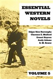 Essential Western Novels - Volume 5