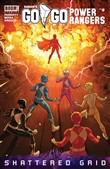 Saban's Go Go Power Rangers #9