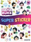 Super Sticker. Habazuki. Con adesivi