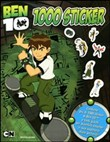 Ben 10 Alien Force. 1000 sticker. Con adesivi