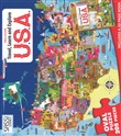 USA. Travel, learn and explore