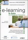 E-learning in Italia
