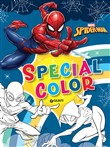 Ultimate Spider-Man. Special color
