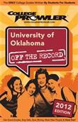 University of Oklahoma 2012