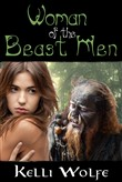 woman of the beast men