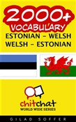 2000+ Vocabulary Estonian - Welsh