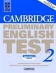 Cambridge Pre. English Test 2 Tb