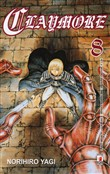 claymore vol. 8