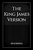 The King James Version Bible - Apocrypha