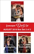 Harlequin Desire August 2019 - Box Set 2 of 2