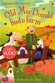 Old Macdonald Had a Farm: Usborne First Reading: Level One