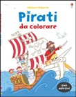 pirati da colorare. con a...