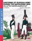 Uniforms of Russian army during the Napoleonic war. Vol. 12: Artillery: foot, horse and garrison artillery