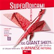 Superorigami 100 giant sheets. Con espansione online. Con Materiale a stampa miscellaneo