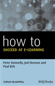 how to succeed at e-learn...