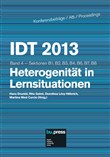 IDT 2013. Heterogenität in Larnsituationen. Sektionen B1, B2, B3, B4, B6, B7, B8 Vol. 4