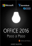 Office 2016 Paso a Paso